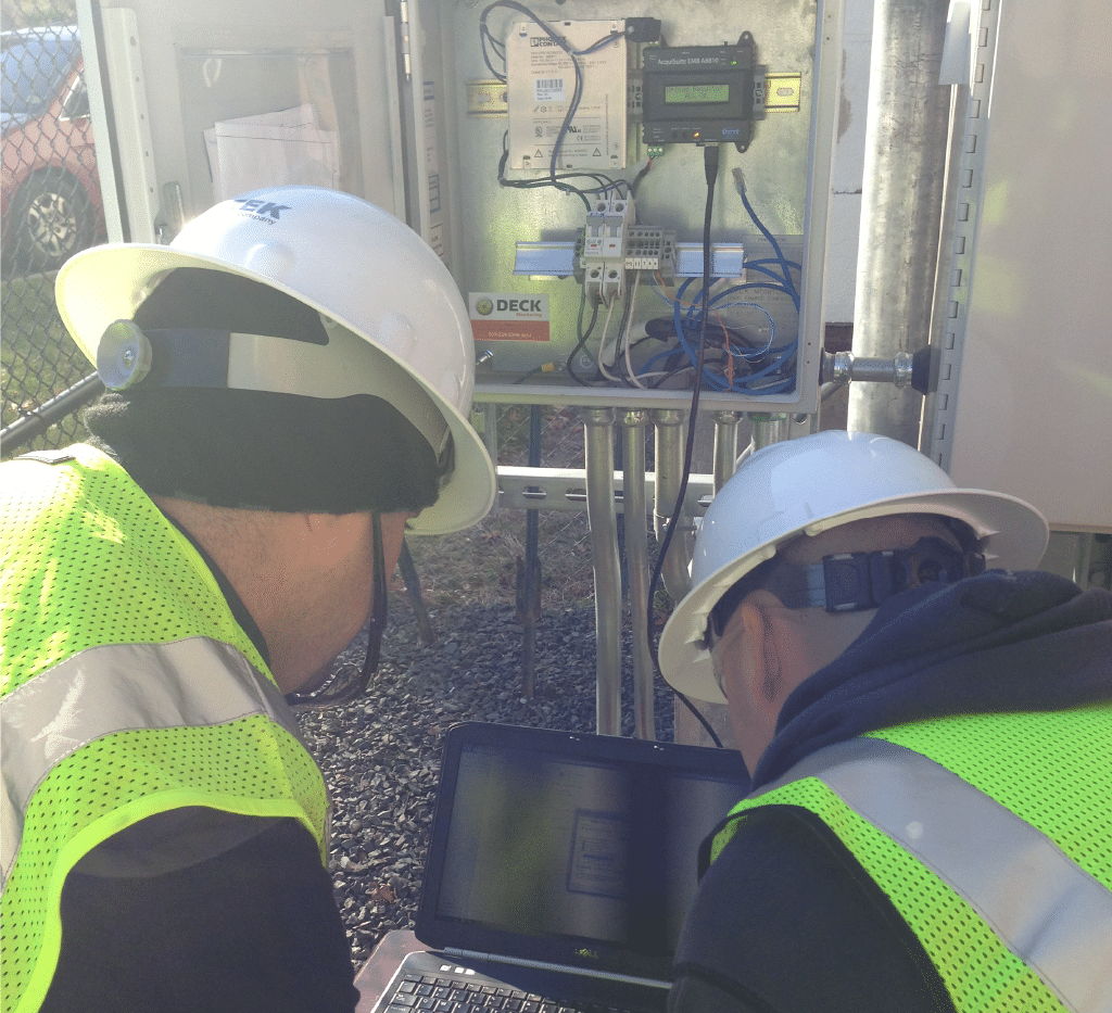 Inspections & Commissioning